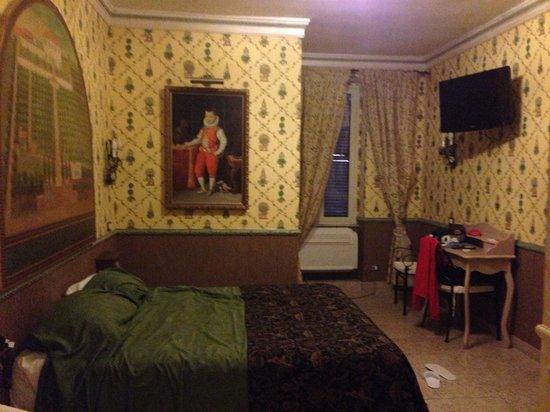 Residenza Horti Luculliani : Номер