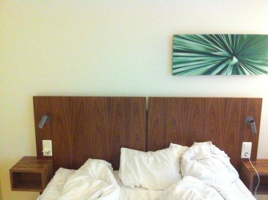 Scandic Crown : Säng