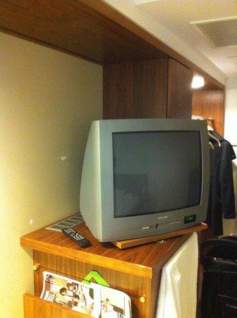 Scandic Crown : TV