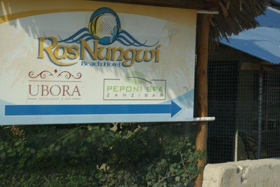Ras Nungwi Beach Hotel: 14