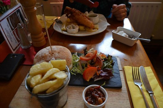 The Priest Hole: Nice lunch