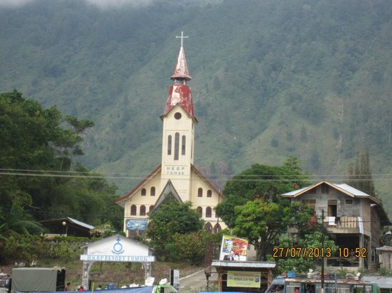 North Sumatra, Indonésia: Catholic Church