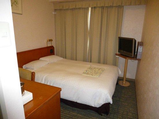 Hearton Hotel Nishi Umeda: Clean & neat room