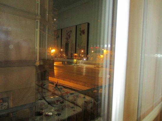 Hotel Trebol: view from level 1