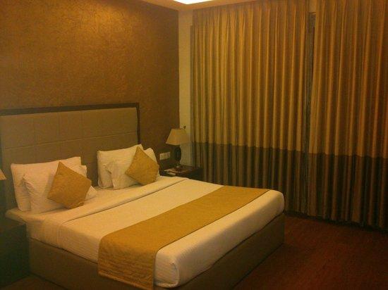 Dreamz Residency: Bed
