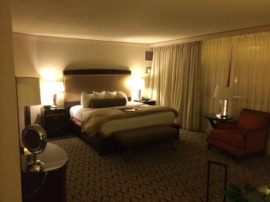 Gold Strike Casino Resort: Bedroom