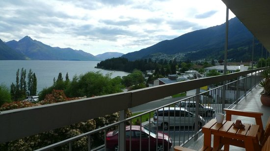 Earnslaw Lodge : excellent lake view