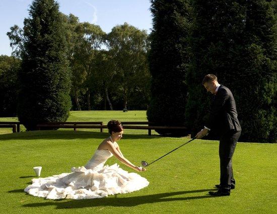 Kingswood Golf & Country Club: Weddings at Kingswood