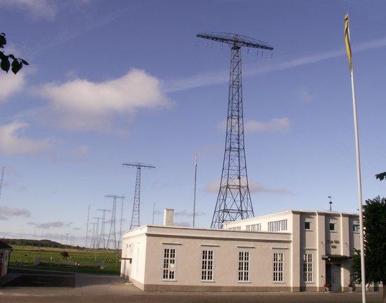 World Heritage Grimeton Radio Station: Grimeton