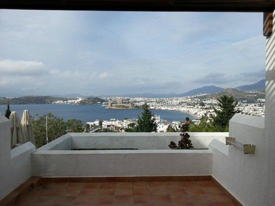 Hotel Manastir: room view