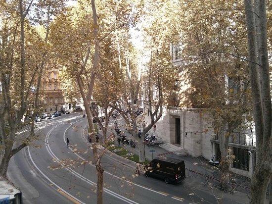 Hotel Alexandra : Vista da Janela do apartamento 3