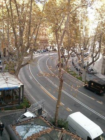 Hotel Alexandra: Vista da Janela do apartamento