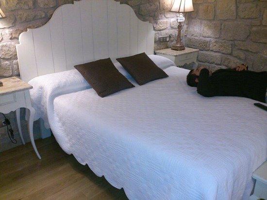 Hotel El Peiron : Habitacion preciosa