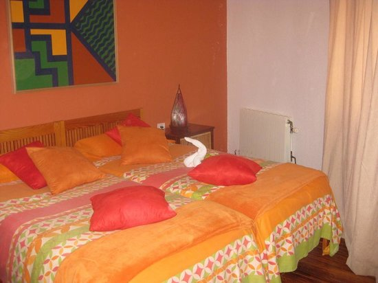 Hotel Alta Montana : Спальня