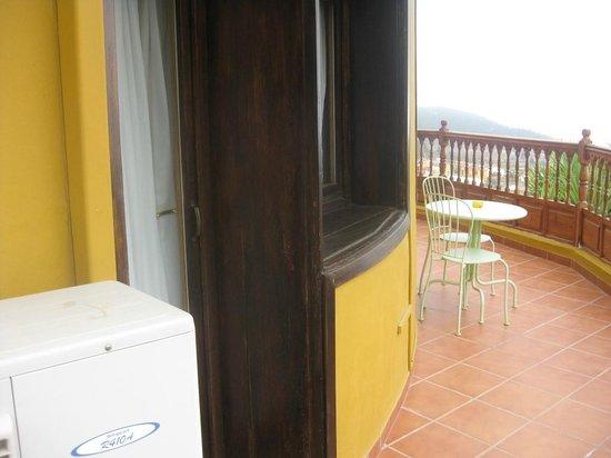 Hotel Alta Montana : Балкон
