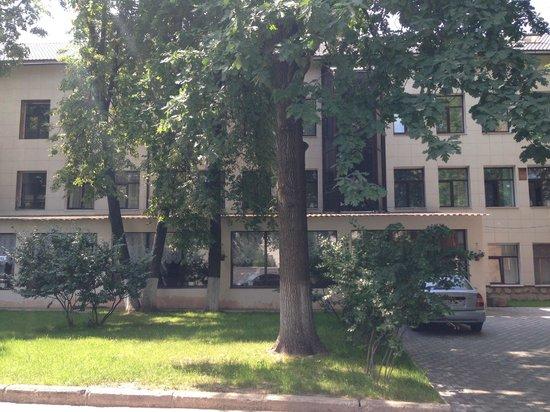 Alekseevsky Hotel : Вид Отеля