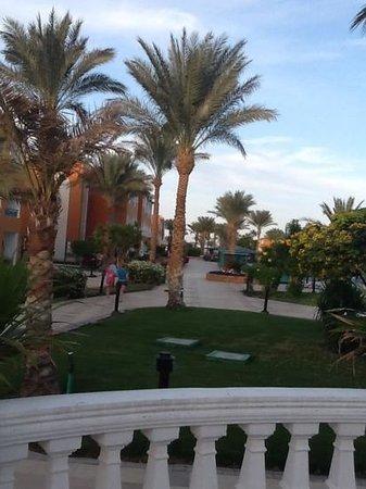 Sunrise Select Garden Beach Resort & Spa: Jardines