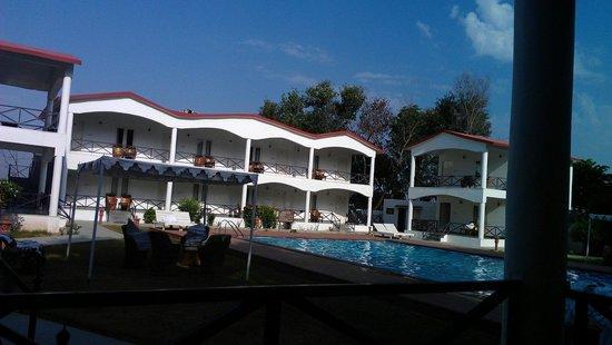 Tiger Den Resort: Resort