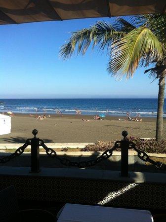El Capitan Restaurante: Utsikt
