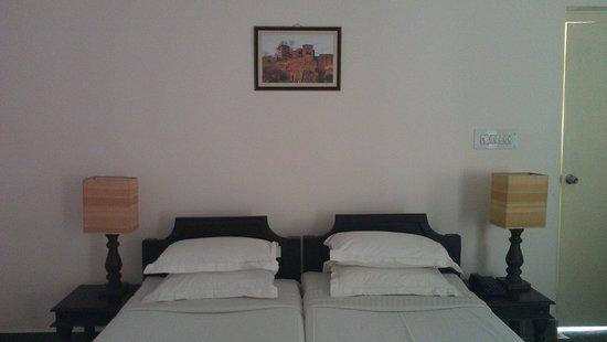 Tiger Den Resort: Room