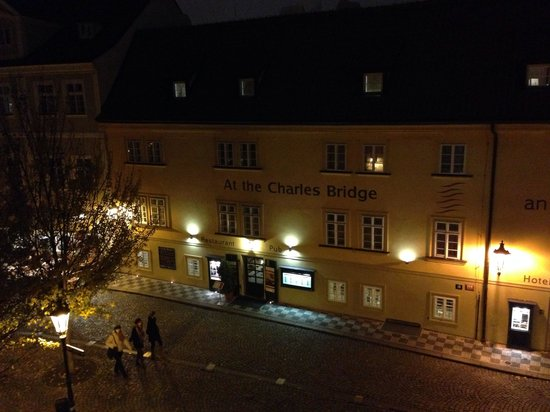 Hotel Cafe Dvorak : Picture from room 5