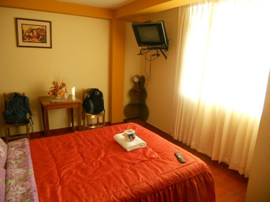 Hostal Katy: Double room