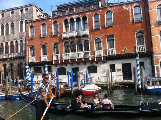 Slovenia Tours & Excursions Tour As: Venice - gondolier