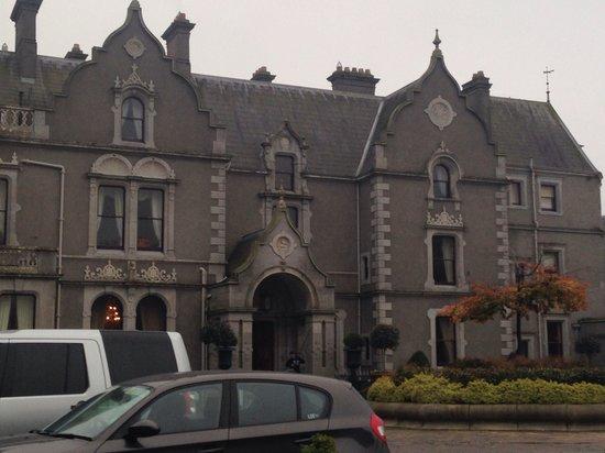 Killashee  - Hotel Spa Leisure : The entrance