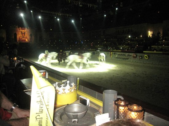 Medieval Times Maryland Castle: dinner and show........fantastic