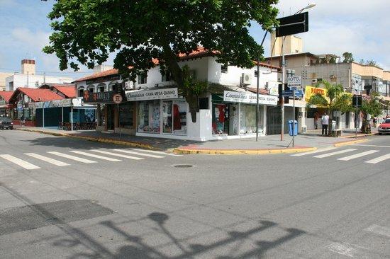 principal esquina de Canasvieiras