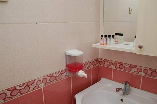 Ulas Suites & Apartments Sultanahmet : Standard Bathroom for all apartments