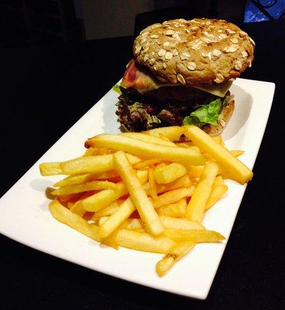 Parisii Bistrot: Le Parisii Burger