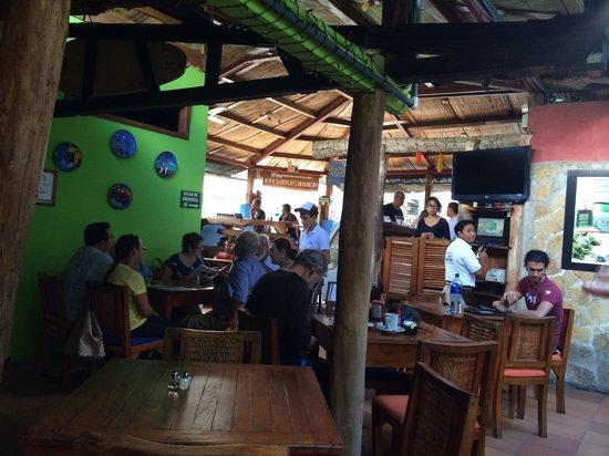 Barrio Cafe: Cafe