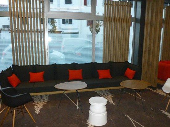 Ibis Bayonne Centre : Lounge