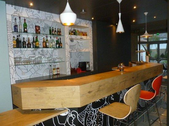 Ibis Bayonne Centre : Bar