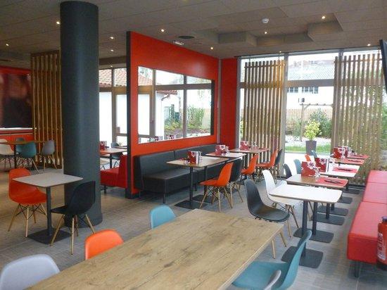 Ibis Bayonne Centre : Salle de Restaurant