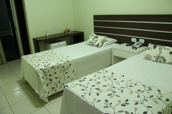 Hotel Papagaio: Apartamento Duplo