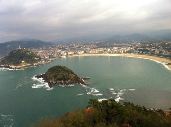 Mercure Monte Igueldo : Espectacular vista
