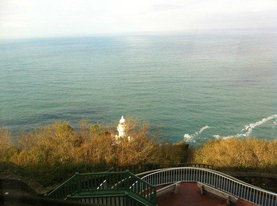 Mercure Monte Igueldo : Mirador frente al hotel