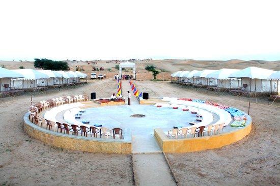 Rojani Resort Desert Camp