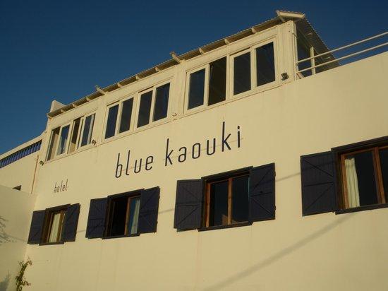 Hotel Blue Kaouki : Facade
