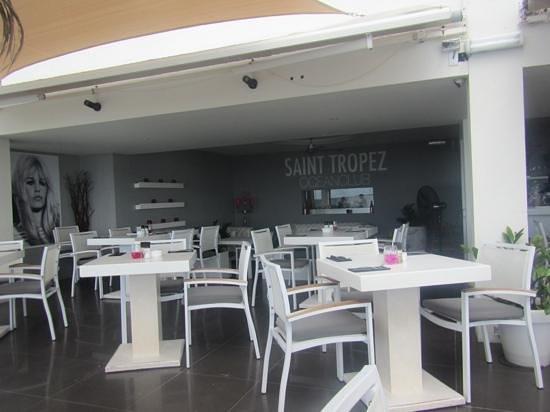 Saint Tropez Oceanclub: mañana