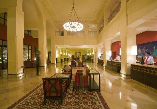 Radisson Blu Ulysse Resort & Thalasso Djerba: Reception