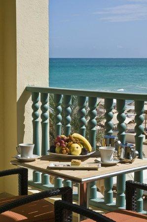 Radisson Blu Ulysse Resort & Thalasso Djerba: Balcony Prestige