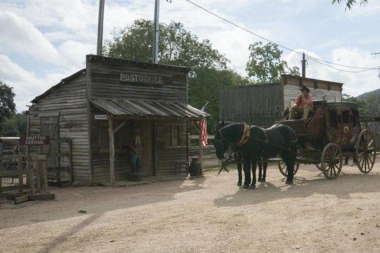 Enchanted Springs Ranch: filming at the ranch