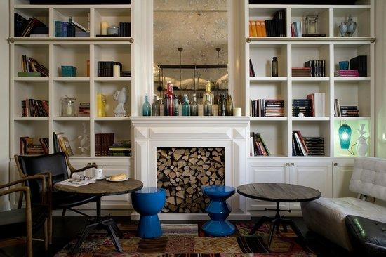 Praktik Garden: Lounge