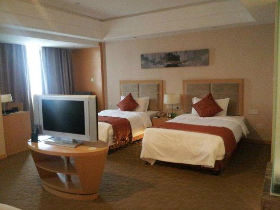Grand Metropark Hotel Suzhou: Spacious Room
