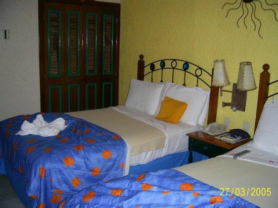 Iberostar Cozumel: chambre