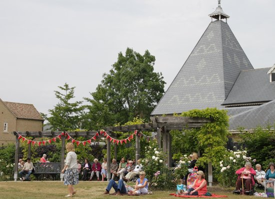 Jubilee Gardens : Summer event