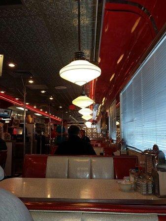 Evans Diner: Classic diner